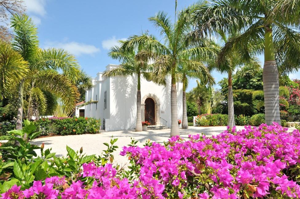 Catholic church in full bloom - Single Family Home for sale at 361 Lee Ave, Boca Grande, FL 33921 - MLS Number is D6110157