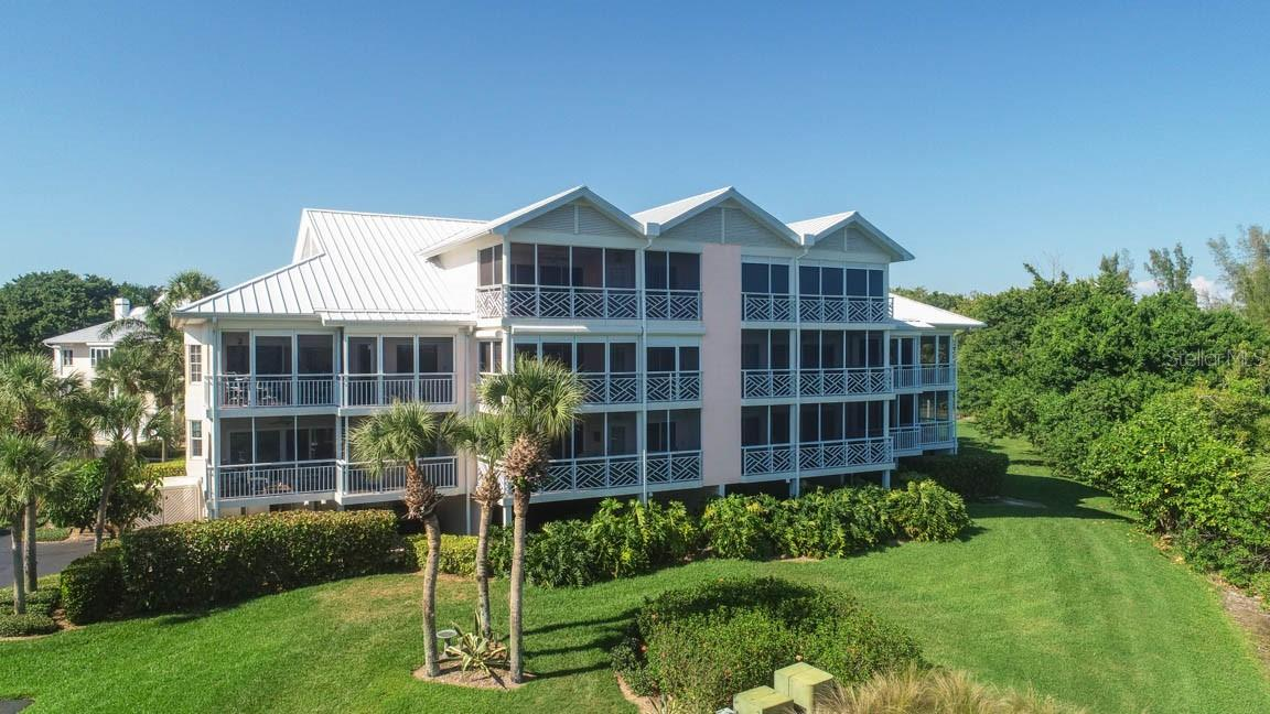 Rear views - Condo for sale at 11000 Placida Rd #306, Placida, FL 33946 - MLS Number is D6110298