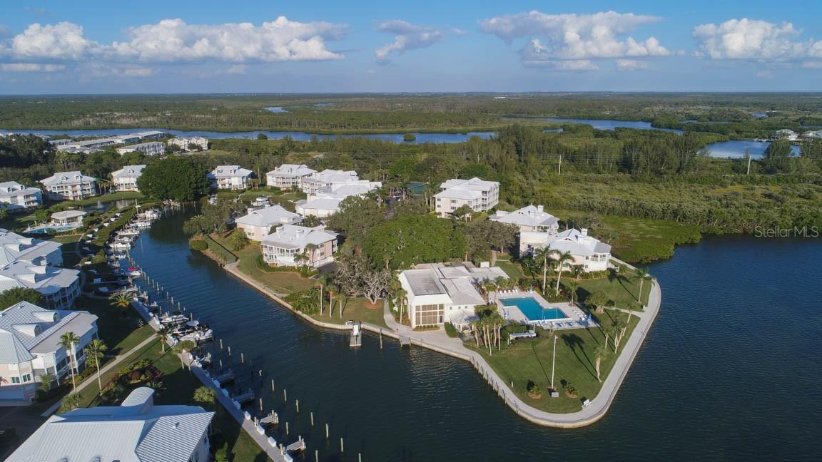 Watch the dolphin & manatee - Condo for sale at 11000 Placida Rd #306, Placida, FL 33946 - MLS Number is D6110298