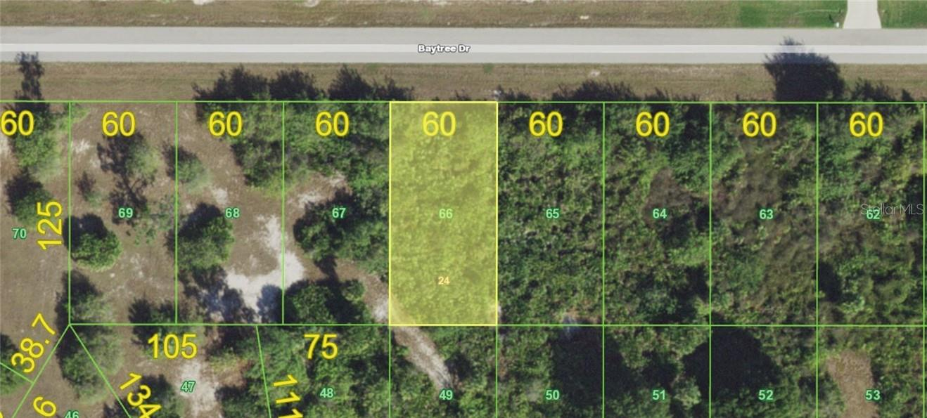 Vacant Land for sale at 279 Baytree Dr, Rotonda West, FL 33947 - MLS Number is D6111165