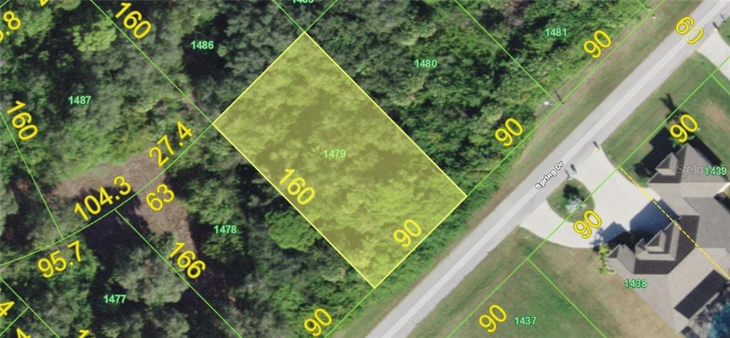 New Attachment - Vacant Land for sale at 234 Spring Dr, Rotonda West, FL 33947 - MLS Number is D6111184