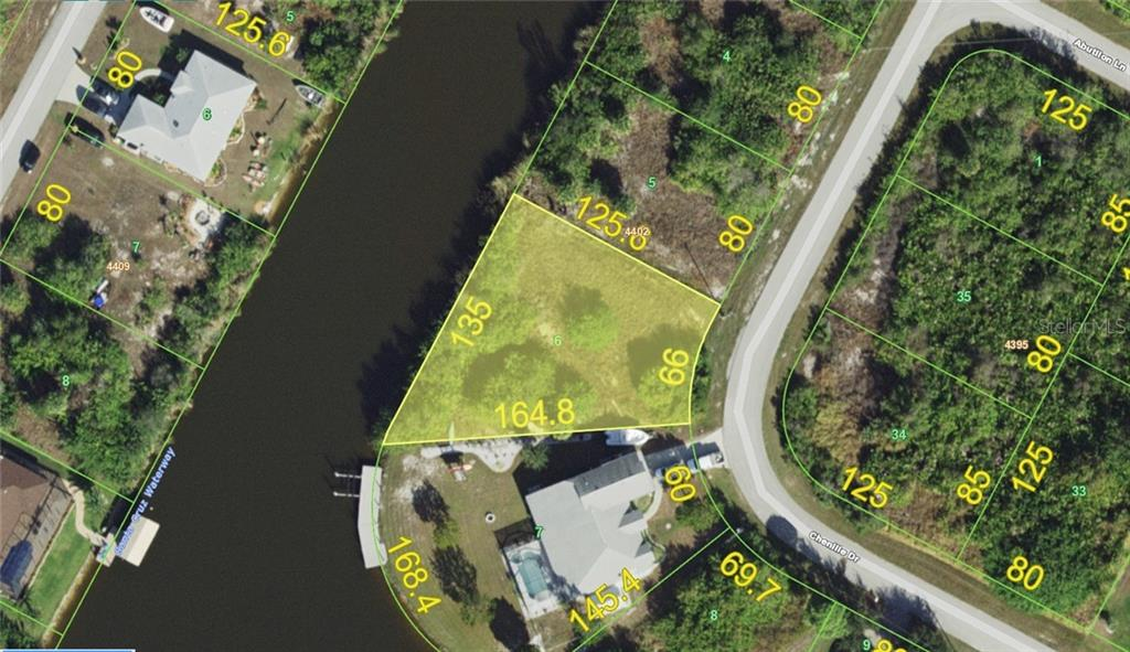 Vacant Land for sale at 13423 Chenille Dr, Port Charlotte, FL 33981 - MLS Number is D6111509