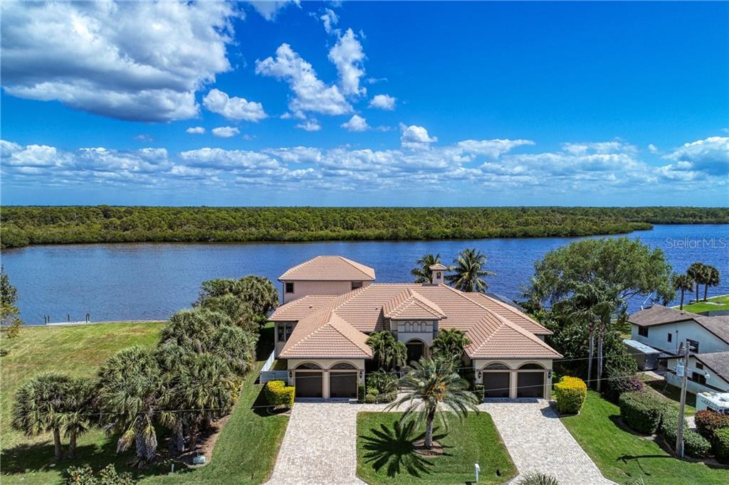 Single Family Home for sale at 550 Coral Creek Dr, Placida, FL 33946 - MLS Number is D6111695