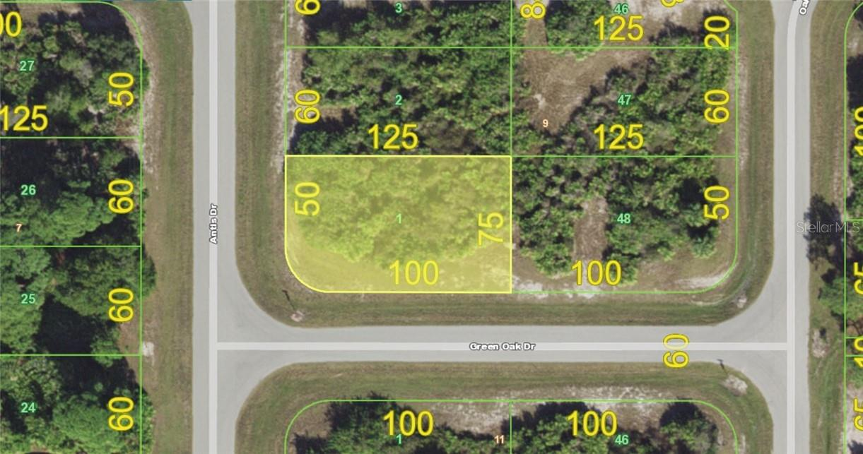 New Attachment - Vacant Land for sale at 100 Green Oak Dr, Rotonda West, FL 33947 - MLS Number is D6112063