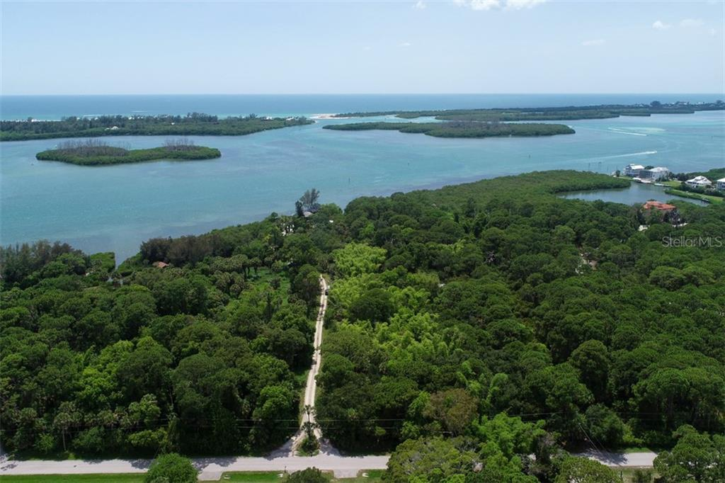 6.36 acres across from Stump Pass - Vacant Land for sale at 9427 Downing St, Englewood, FL 34224 - MLS Number is D6112667
