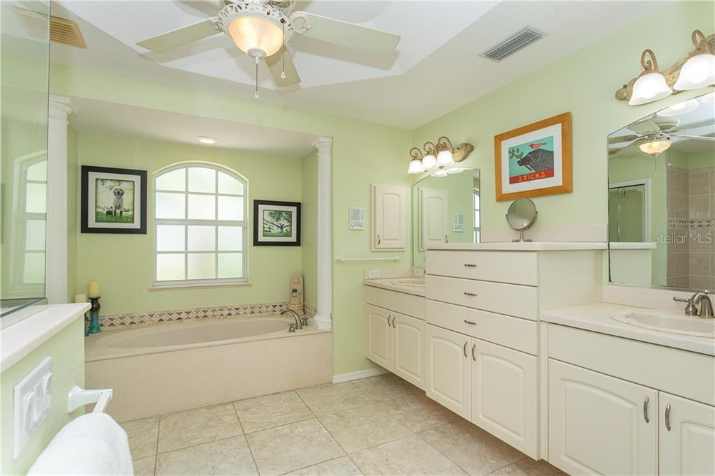 Master Bath - Single Family Home for sale at 15276 Leipzig Cir, Port Charlotte, FL 33981 - MLS Number is D6113034
