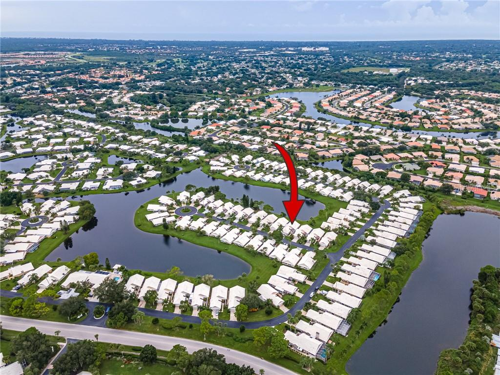 Condo for sale at 826 Harrington Lake Ln #57, Venice, FL 34293 - MLS Number is D6113927