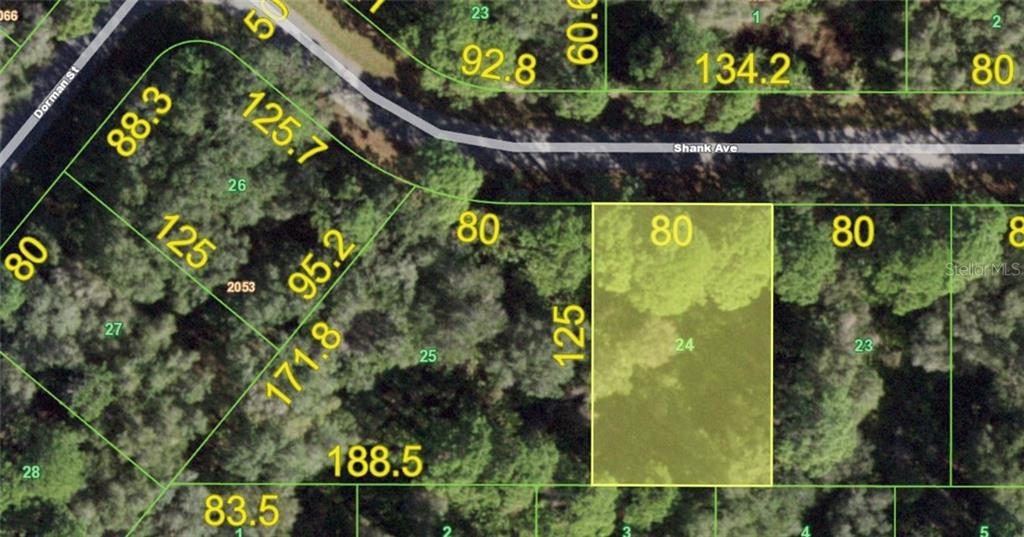 New Attachment - Vacant Land for sale at 14053 Shank Ave, Port Charlotte, FL 33953 - MLS Number is D6113985