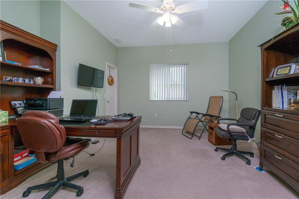 Bedroom #4/Office - Single Family Home for sale at 439 Boundary Blvd, Rotonda West, FL 33947 - MLS Number is D6114162
