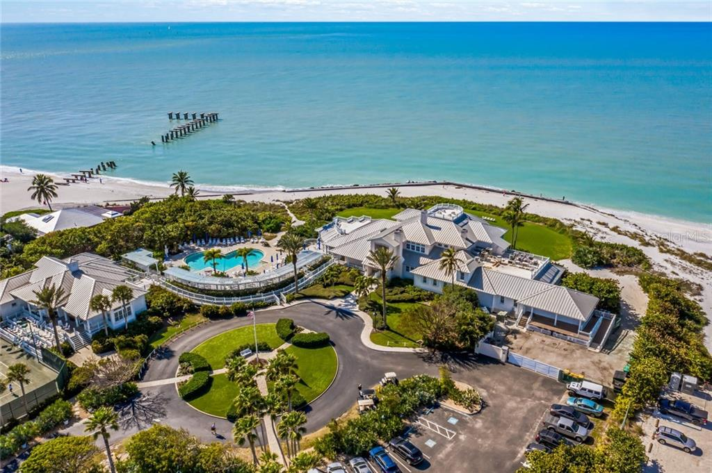 Pass Club dining, pool & fitness facilities - Single Family Home for sale at 561 Buttonwood Bay Dr, Boca Grande, FL 33921 - MLS Number is D6114322