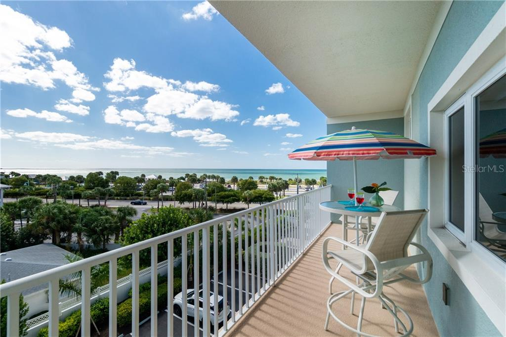Morning Coffee or Evening Wine - Condo for sale at 2225 N Beach Rd #401, Englewood, FL 34223 - MLS Number is D6114646