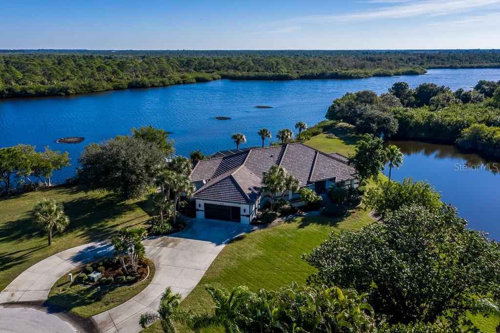 COVID-19/CORONA VIRUS DISCLOSURE - Single Family Home for sale at 250 & 260 Coral Creek Dr, Placida, FL 33946 - MLS Number is D6115334