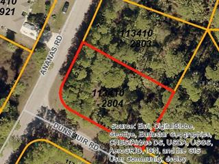 Dunsmuir Rd, North Port, FL 34288