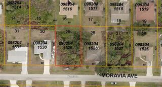 Moravia Ave, North Port, FL 34286