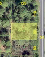 Vacant Land for sale at 3589 Blitman St, Port Charlotte, FL 33981 - MLS Number is D5914202
