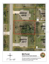Vacant Land for sale at Sarletto St, North Port, FL 34287 - MLS Number is D5917540