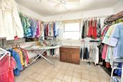 Master closet - Single Family Home for sale at 9 Pine Ridge Way, Englewood, FL 34223 - MLS Number is D5921839