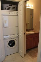 Washer/dryer convey with unit. - Condo for sale at 8409 Placida Rd #403, Placida, FL 33946 - MLS Number is D6102047