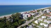 Front Aerial Directly on Gulf of Mexico - Condo for sale at 50 Meredith Dr #8, Englewood, FL 34223 - MLS Number is D6103644