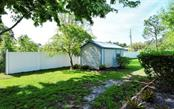 Shed with ramp - Single Family Home for sale at 5376 Ashwood Rd, Port Charlotte, FL 33981 - MLS Number is D6105888