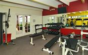 Workout Room in Main Clubhouse - Condo for sale at 11000 Placida Rd #702, Placida, FL 33946 - MLS Number is D6106766