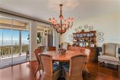 Dining area with views - Single Family Home for sale at 561 Buttonwood Bay Dr, Boca Grande, FL 33921 - MLS Number is D6114322