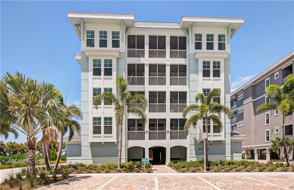 Floor plan - Condo for sale at 380 Aruba Cir #402, Bradenton, FL 34209 - MLS Number is T2909828