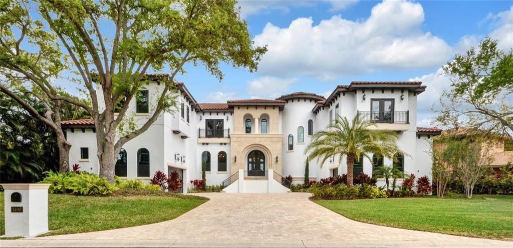 HOA & Community Disclosure - Single Family Home for sale at 1400 Harbor Sound Dr, Longboat Key, FL 34228 - MLS Number is T2932520