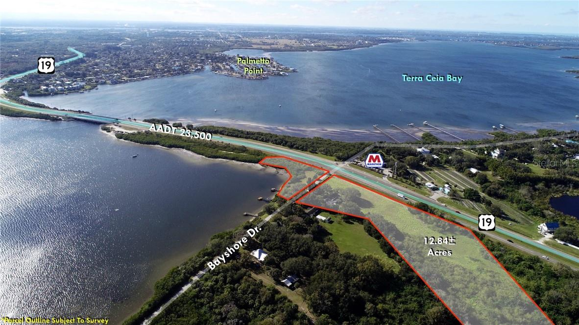 Vacant Land for sale at 320 Bayshore Dr, Terra Ceia, FL 34250 - MLS Number is T3110142