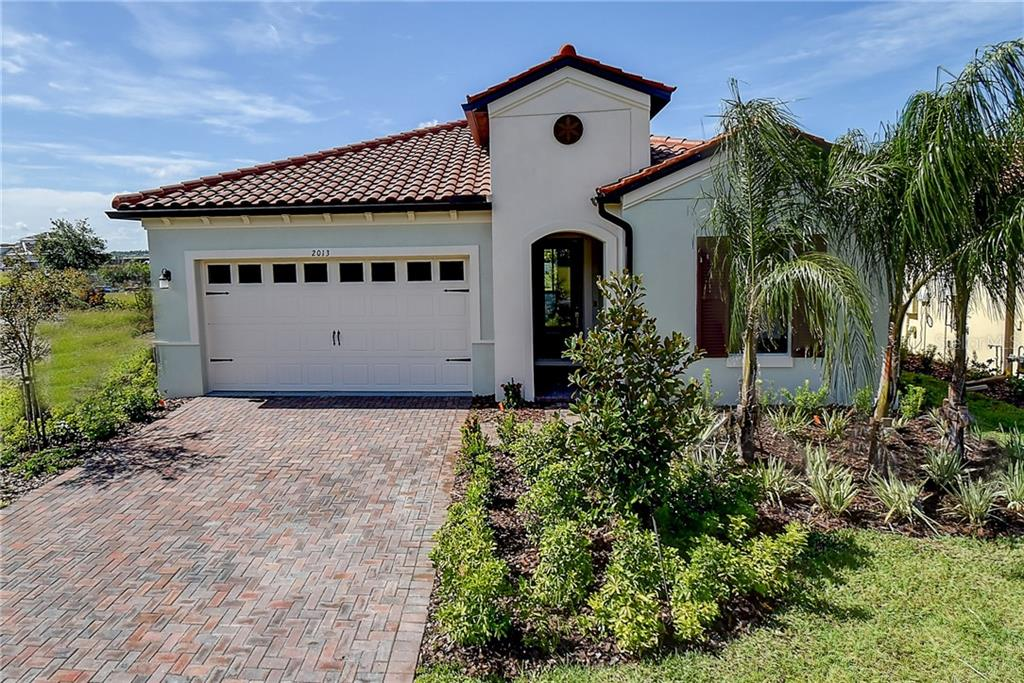 Floor Plan - Single Family Home for sale at 2013 6th St E, Palmetto, FL 34221 - MLS Number is T3116131