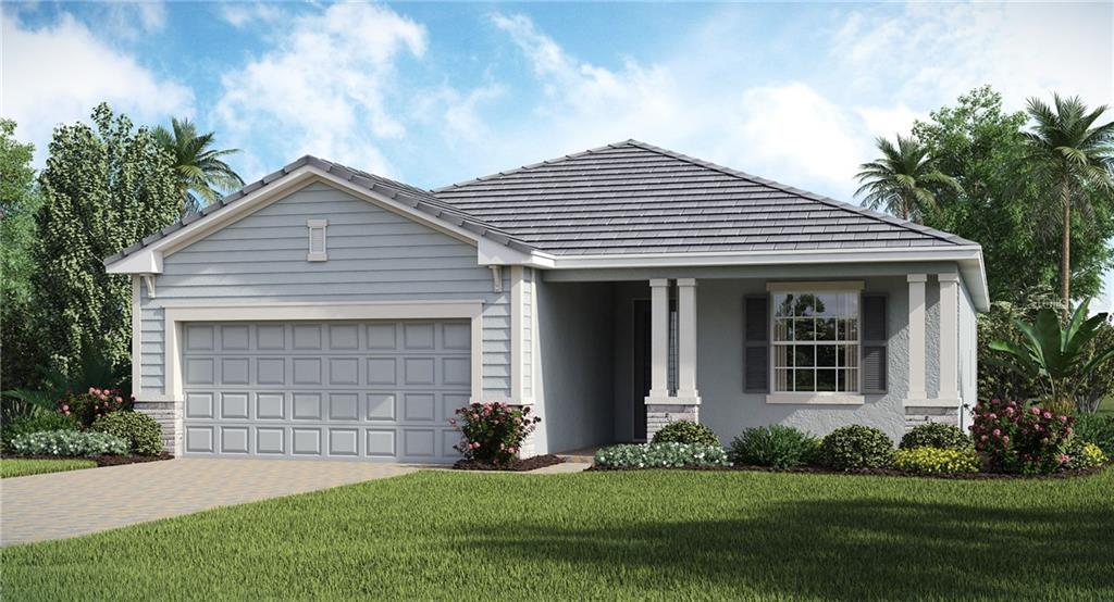 Floor Plan - Single Family Home for sale at 17118 Blue Ridge Pl, Bradenton, FL 34211 - MLS Number is T3141395