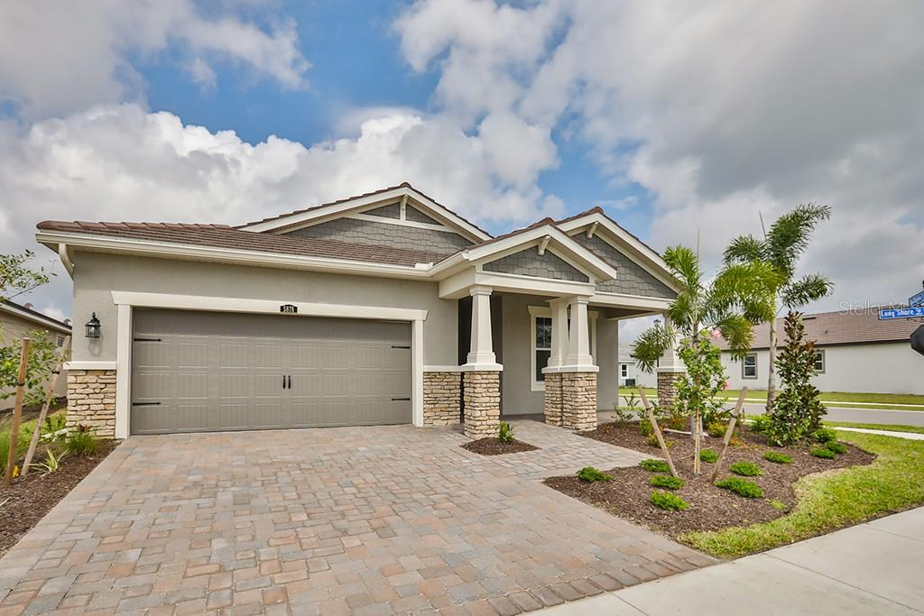 Chef's Kitchen - Single Family Home for sale at 5878 Long Shore Loop #120, Sarasota, FL 34238 - MLS Number is T3151247