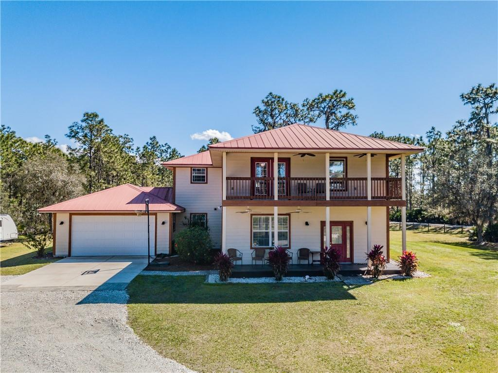 Seller Disclosures - Single Family Home for sale at 7909 257th St E, Myakka City, FL 34251 - MLS Number is T3156418