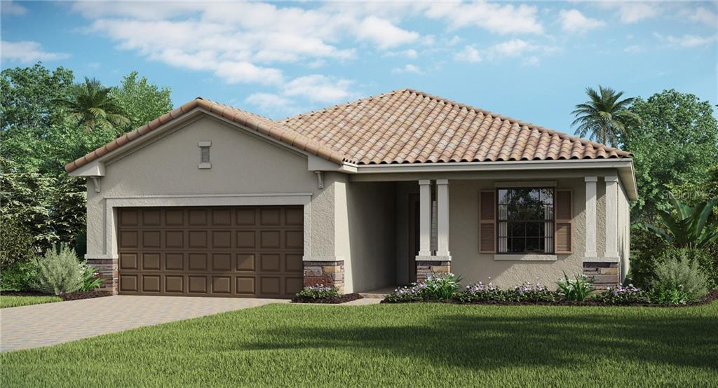 Floor Plan - Single Family Home for sale at 4622 Royal Dornoch Cir, Bradenton, FL 34211 - MLS Number is T3157390