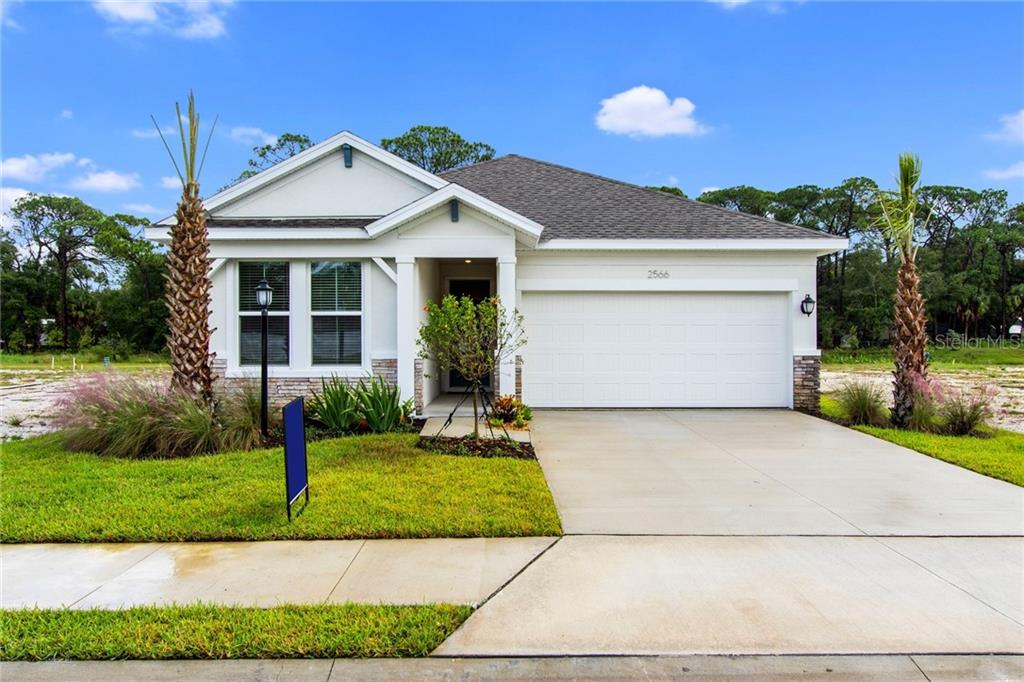 Single Family Home for sale at 2566 Fireflag Ln, Sarasota, FL 34232 - MLS Number is T3175969