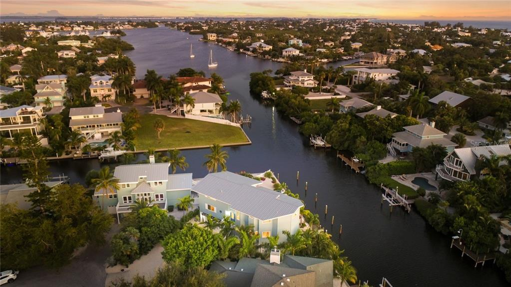 Deep water canals offer sailboats easy access to Tampa Bay and the Gulf of Mexico - Single Family Home for sale at 511 Loquat Dr, Anna Maria, FL 34216 - MLS Number is T3196169