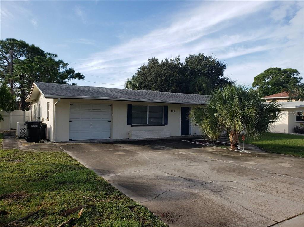 Broker Notice to Agent - Single Family Home for sale at 328 Alba St E, Venice, FL 34285 - MLS Number is T3275944