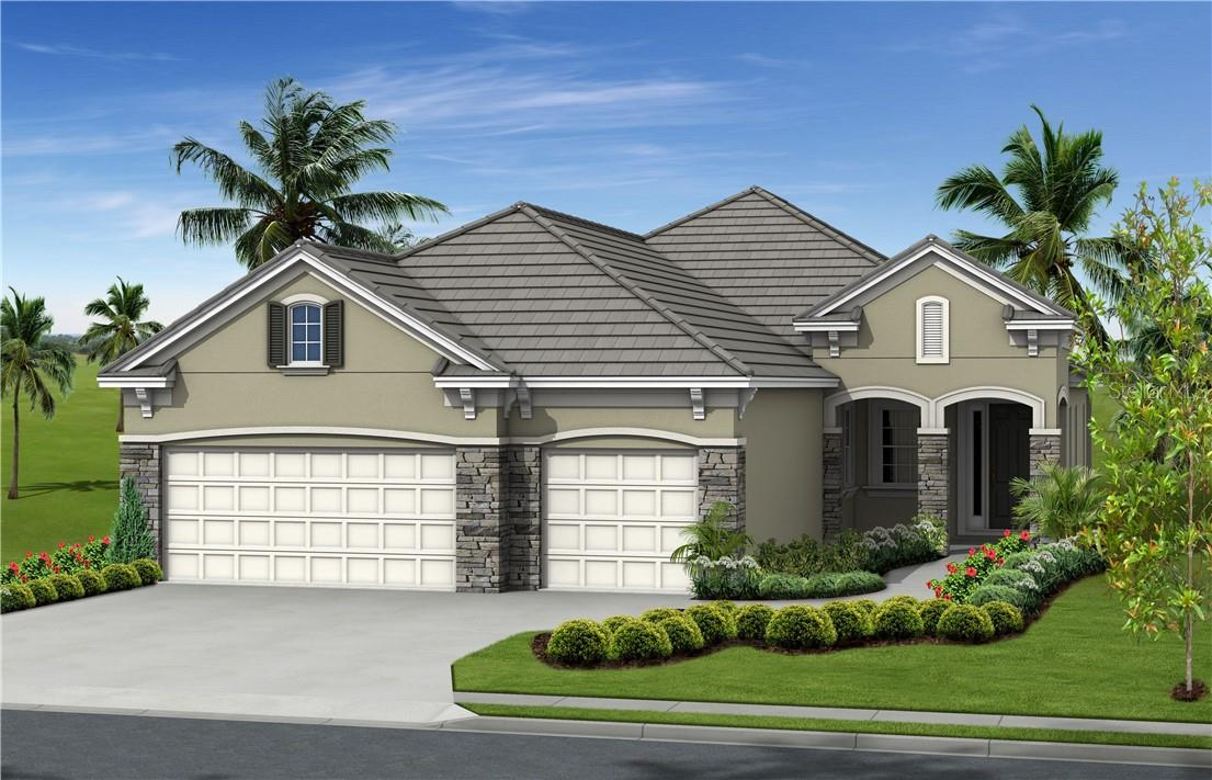 Single Family Home for sale at 13607 Deep Blue Pl, Bradenton, FL 34211 - MLS Number is T3297011