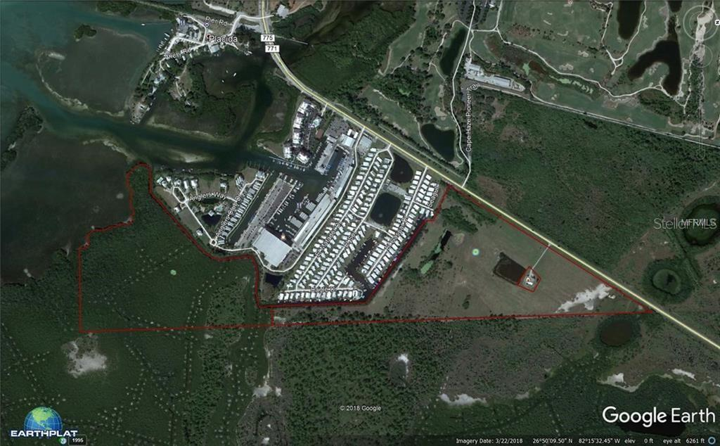 Vacant Land for sale at 13000 Gasparilla Rd, Placida, FL 33946 - MLS Number is L4909715