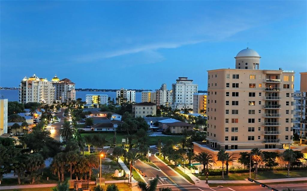 Simply Stunning - Condo for sale at 128 Golden Gate Pt #402a, Sarasota, FL 34236 - MLS Number is O5482076