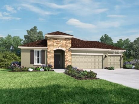 Single Family Home for sale at 12905 Utopia Loop, Bradenton, FL 34211 - MLS Number is O5530906