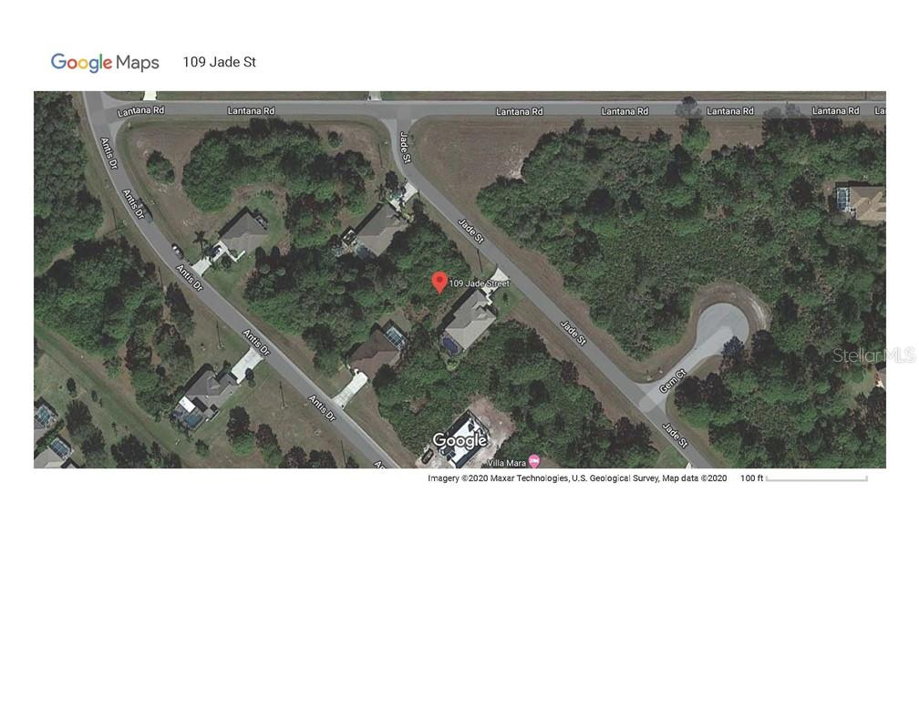 New Attachment - Vacant Land for sale at 109 Jade St, Rotonda West, FL 33947 - MLS Number is O5879298