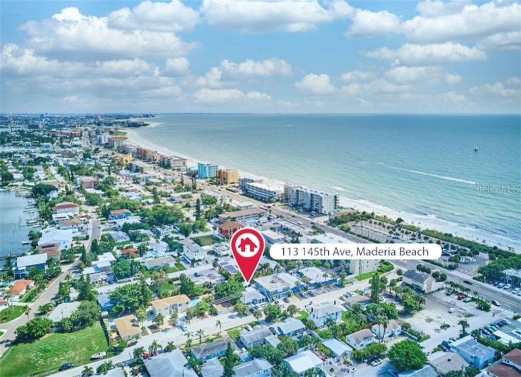 Pro-Forma - Single Family Home for sale at 113 145th Ave E #1-6, Madeira Beach, FL 33708 - MLS Number is U8095712