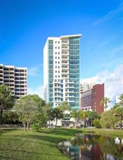 Condo for sale at 1301 Main St #602, Sarasota, FL 34236 - MLS Number is T2936270