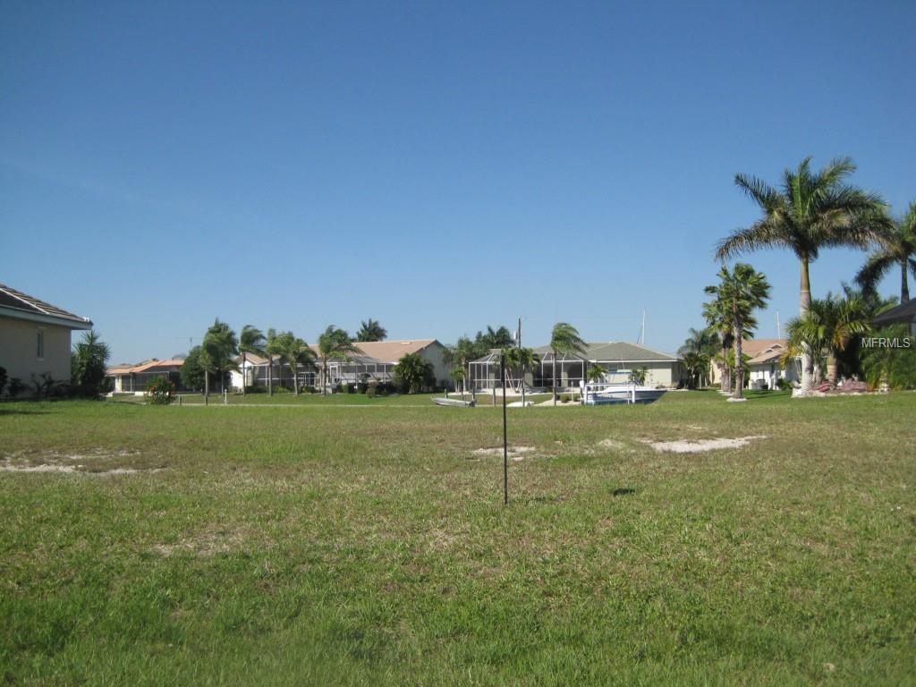 GIS to Open Water by Boat - Vacant Land for sale at 1430 Sea Gull Ct, Punta Gorda, FL 33950 - MLS Number is C7207364