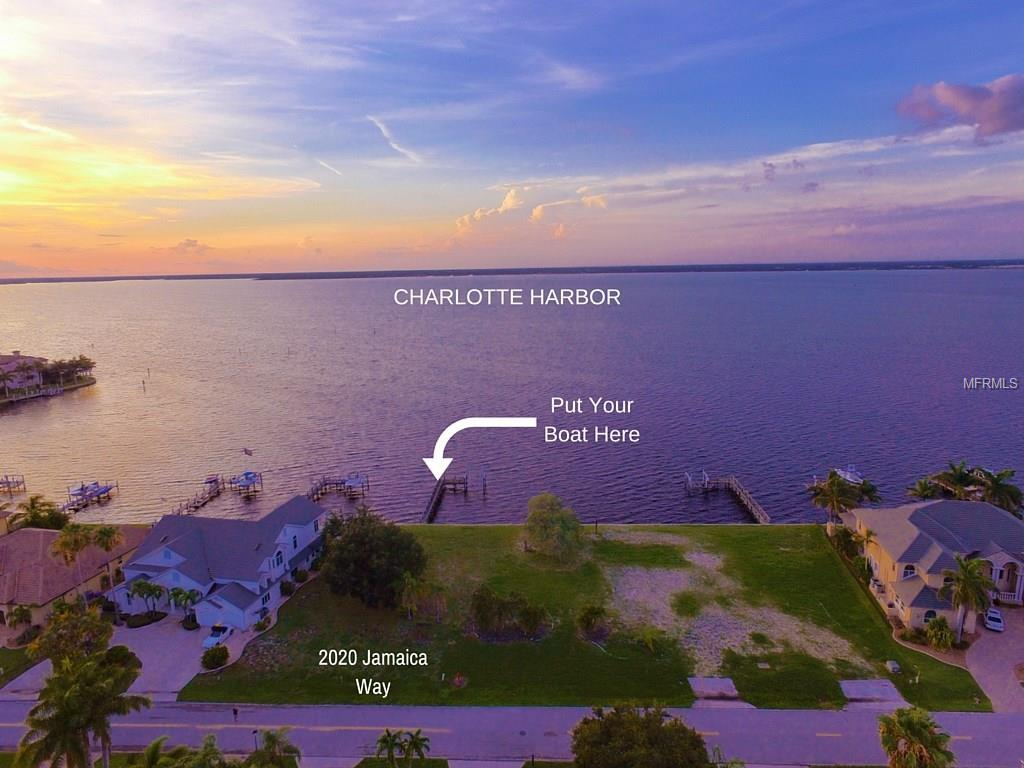 Vacant Land for sale at 2020 Jamaica Way, Punta Gorda, FL 33950 - MLS Number is C7209355