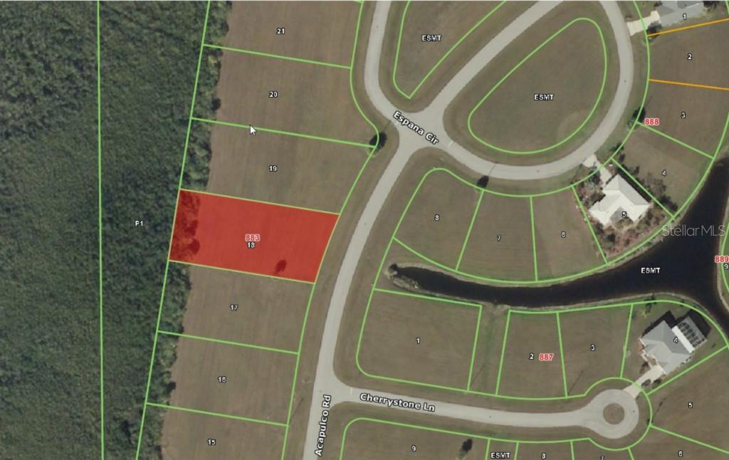 Vacant Land for sale at 17043 Acapulco Rd, Punta Gorda, FL 33955 - MLS Number is C7209810