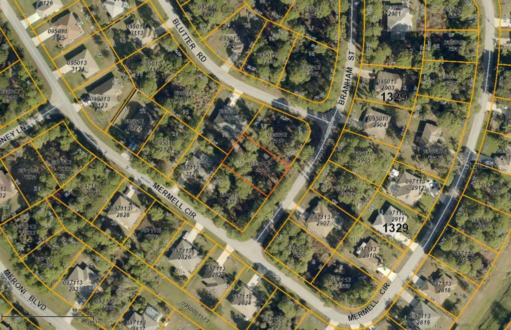 Vacant Land for sale at Branham St, North Port, FL 34291 - MLS Number is C7212718