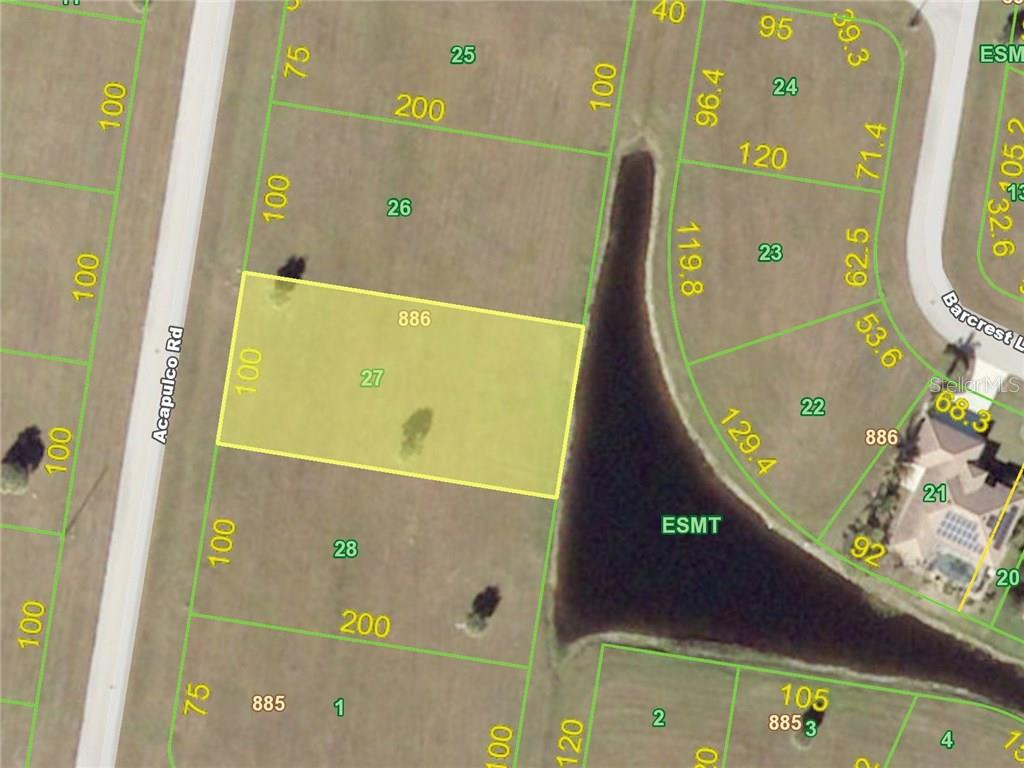 Vacant Land for sale at 17132 Acapulco Rd, Punta Gorda, FL 33955 - MLS Number is C7225339