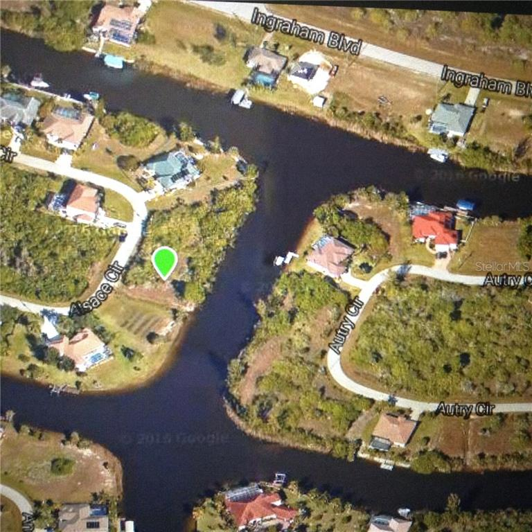 Vacant Land for sale at 15428 Alsace Cir, Port Charlotte, FL 33981 - MLS Number is C7227790